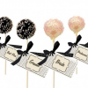 Sugar Craft - Bridal Cake Pops