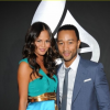 John Legend and his fiance Chrissy