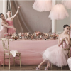 Ballerina Inspired Bridesmaids