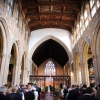 Wedding At Lavenham Church