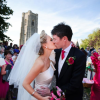 Charlotte and Dominic's Country Chic Wedding