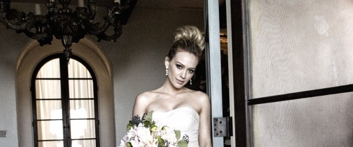 Hilary Duff's Fairytale Wedding