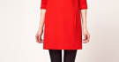 Red Dress By Whistles