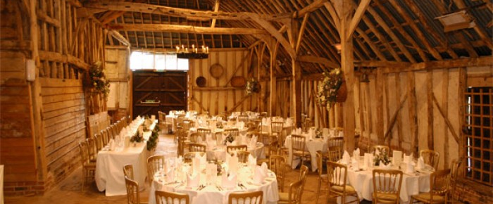 Preston Priory Barn