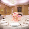 30 Pavilion Road With Pink Roses set for Dinner