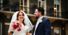 Gemma and Stefano Home House Wedding London