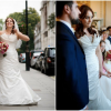 Gemma's Ian Stuart Wedding Gown London
