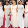 Wedding Dress Inspiration at The Oscars