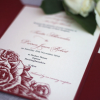Leonie Gordon Valentine Inspired Invitation