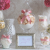 Pink Dessert Table By Leonie Gordon