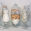 White Dessert Table By Leonie Gordon London