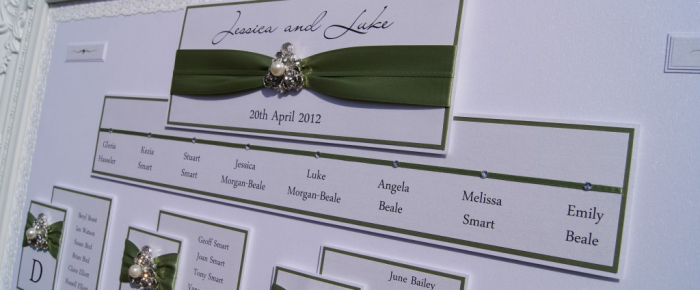 KSI Wedding Stationery