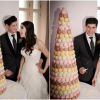 Laduree Rainbow Macaroon Tower Inspiration