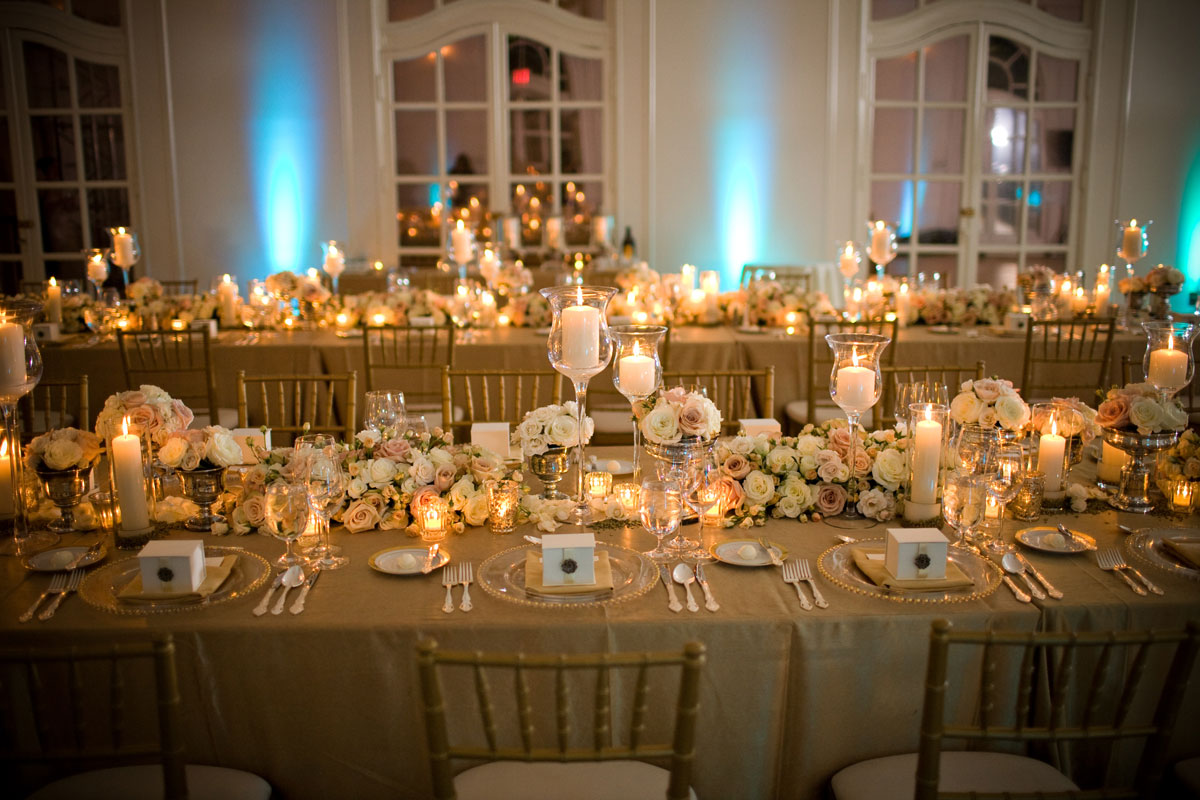 Long Banquet Table Decoration Ideas Photograph | Imoni Event