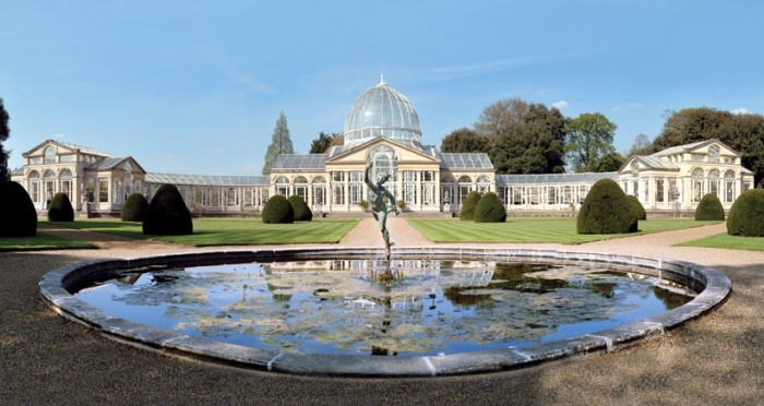 Wedding Venue in London Syon Park Great Conservatory