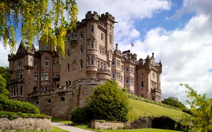 Skibo Castle Wedding Venue Scotland