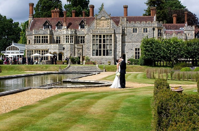 Wedding venue in New Forest